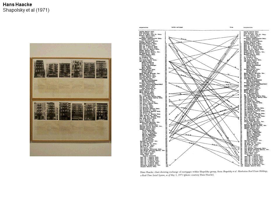 Douglas Huebler Variable Piece no. 44 (1971)