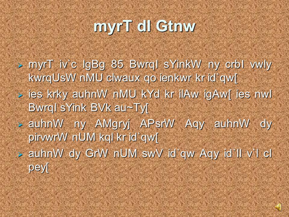 mMgl pWfy nMU &wsI