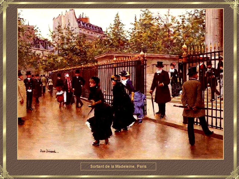 Pont des arts windy day, Paris