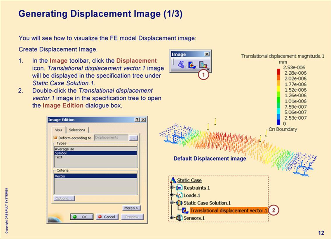 Copyright DASSAULT SYSTEMES 12