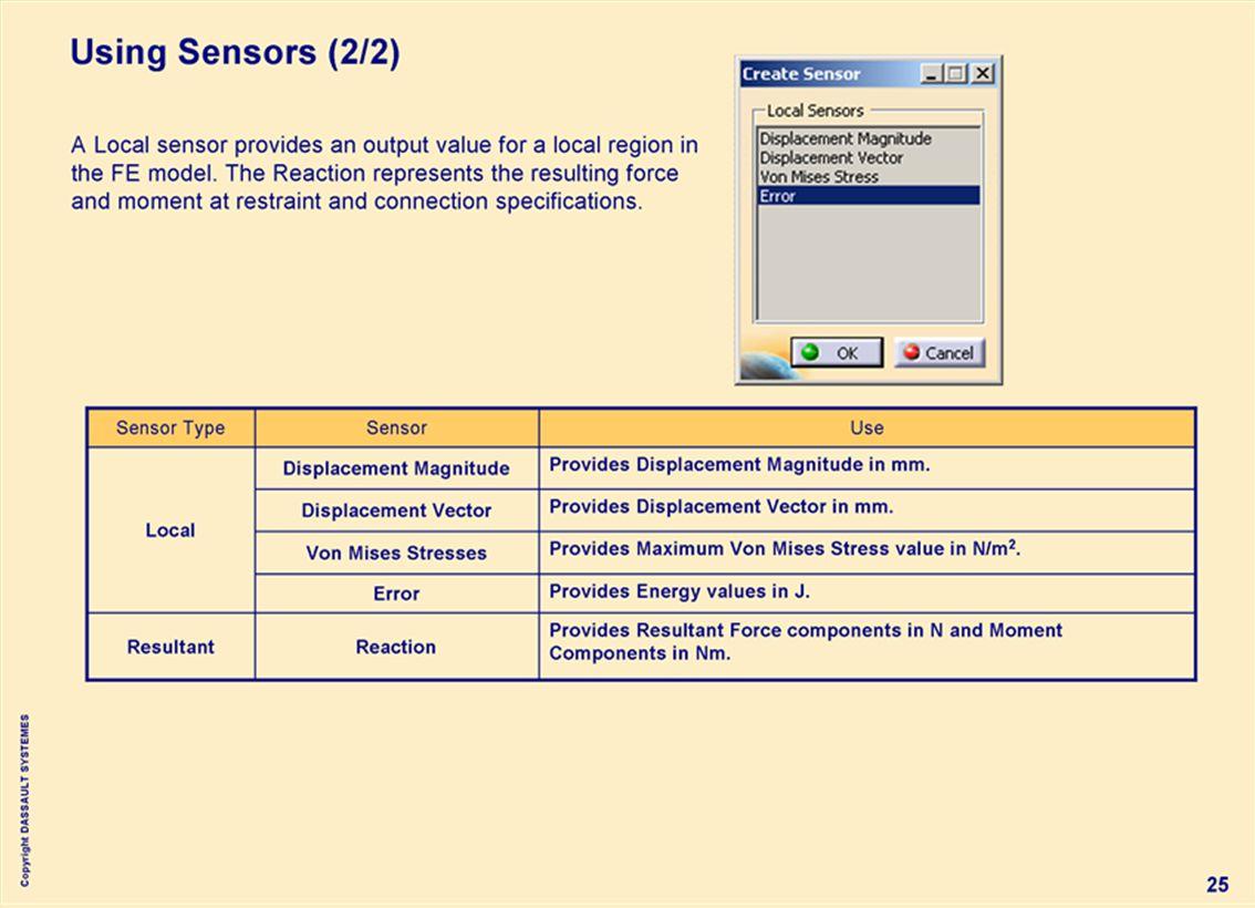 Copyright DASSAULT SYSTEMES 25