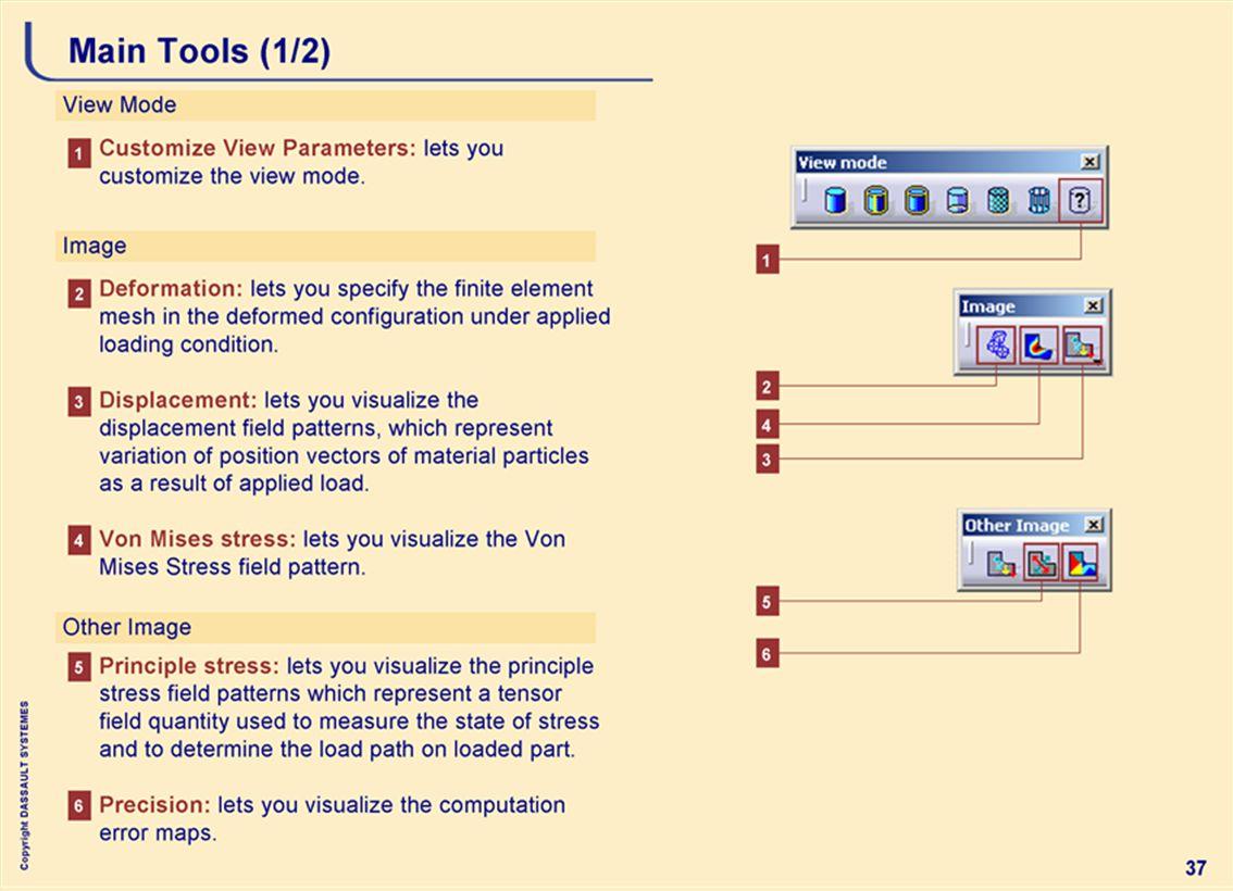 Copyright DASSAULT SYSTEMES 37