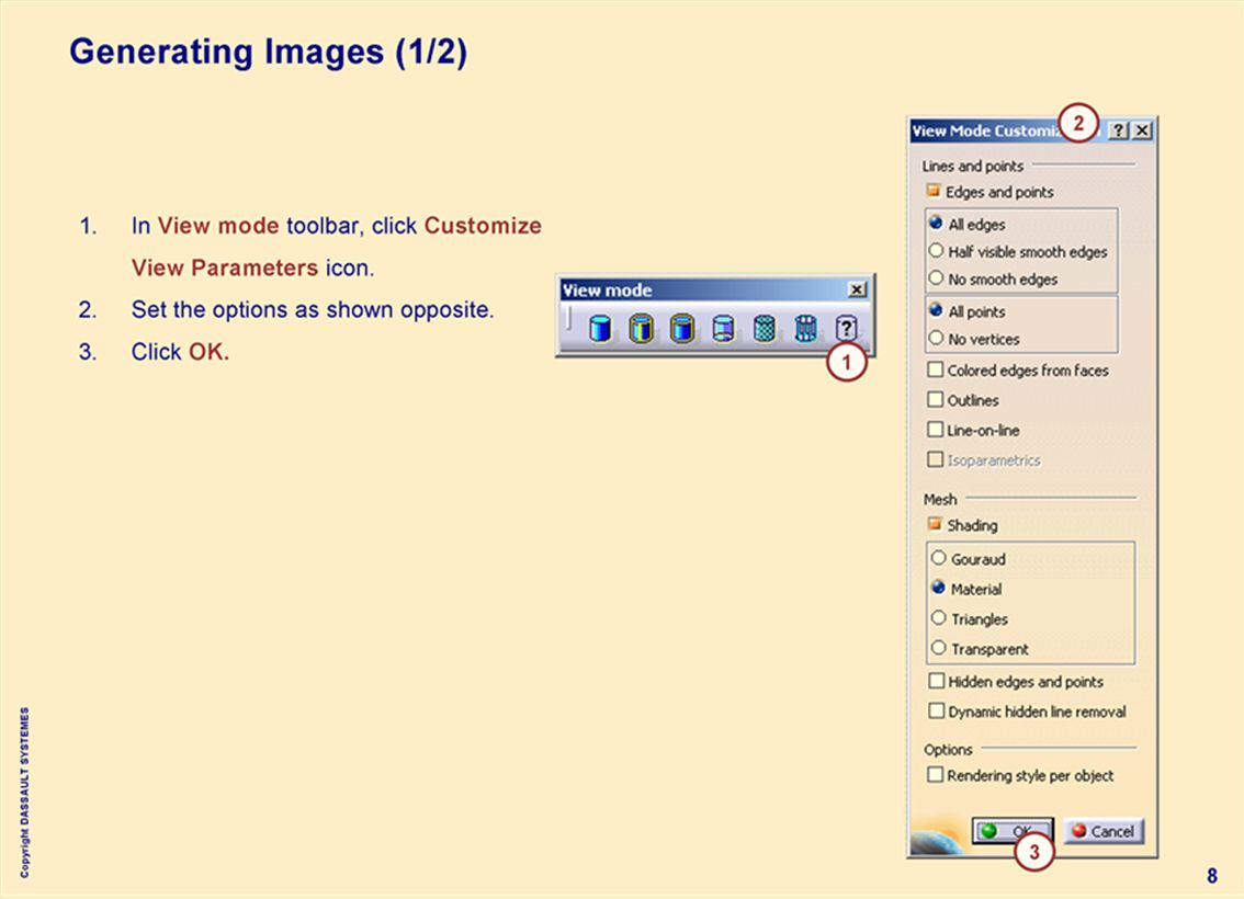 Copyright DASSAULT SYSTEMES 39