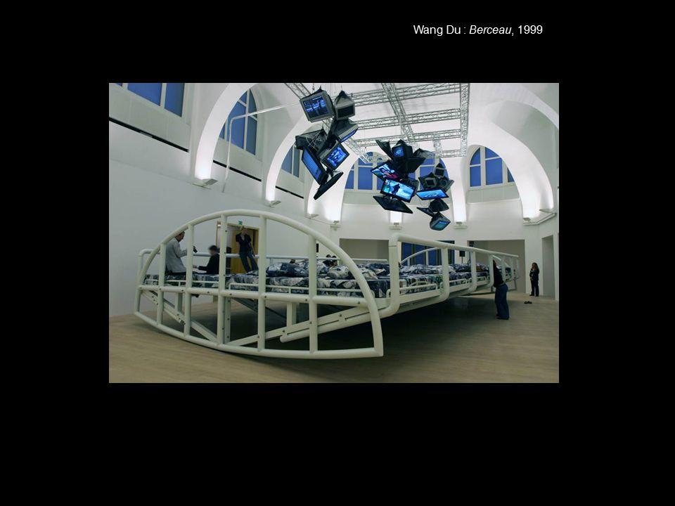 Wang Du : Berceau, 1999