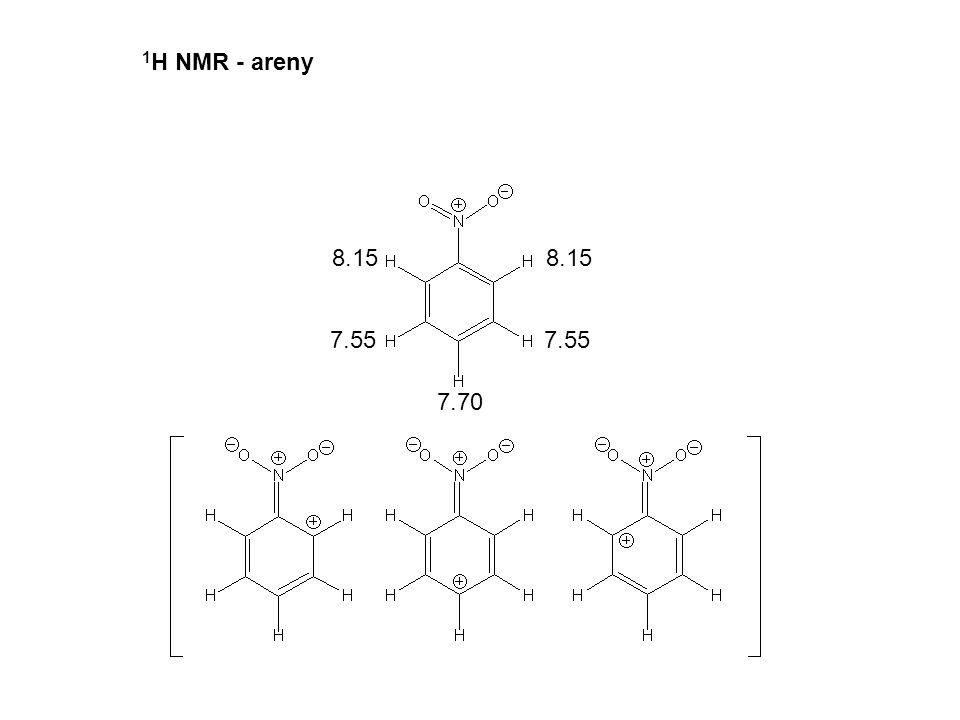 7.55 8.15 7.70 7.55 8.15 1 H NMR - areny