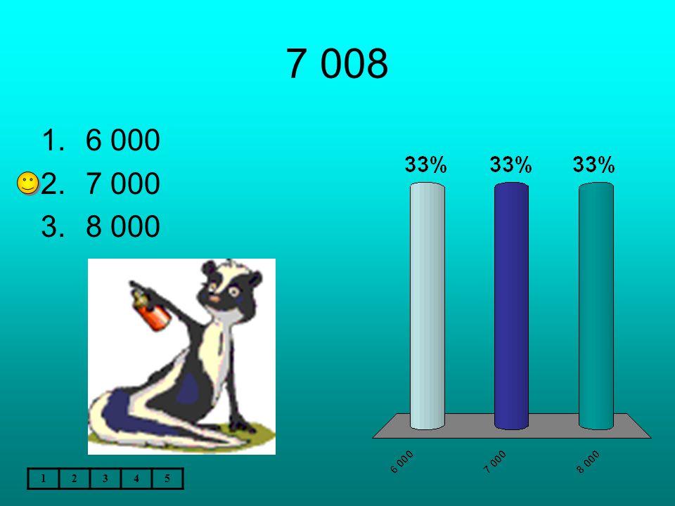 7 008 12345 1.6 000 2.7 000 3.8 000