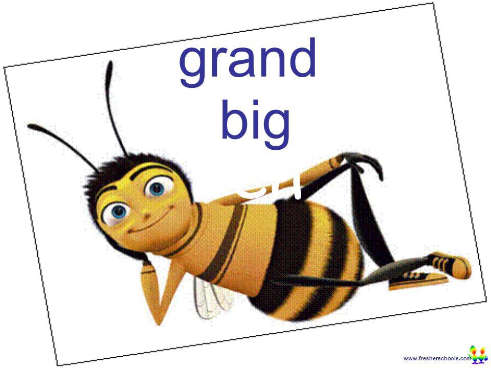 www.fresherschools.com Ben grand big