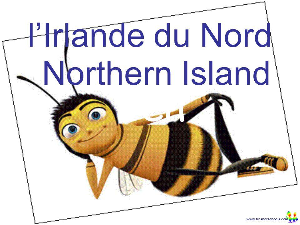 www.fresherschools.com Ben l'Irlande du Nord Northern Island