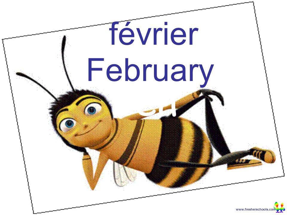 www.fresherschools.com Ben février February