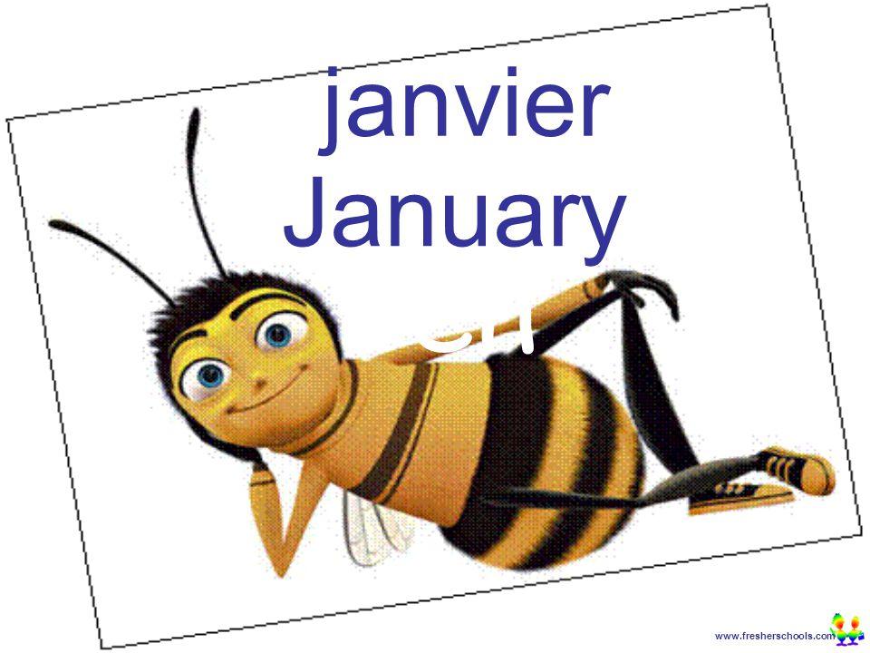 www.fresherschools.com Ben janvier January