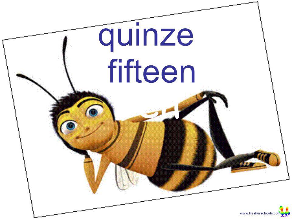www.fresherschools.com Ben quinze fifteen