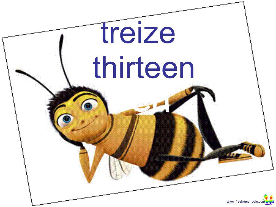 www.fresherschools.com Ben treize thirteen