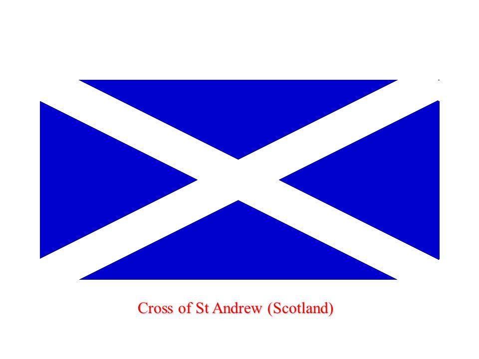 Cross of St Andrew (Scotland)