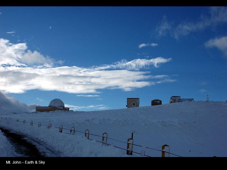 Mt. John -