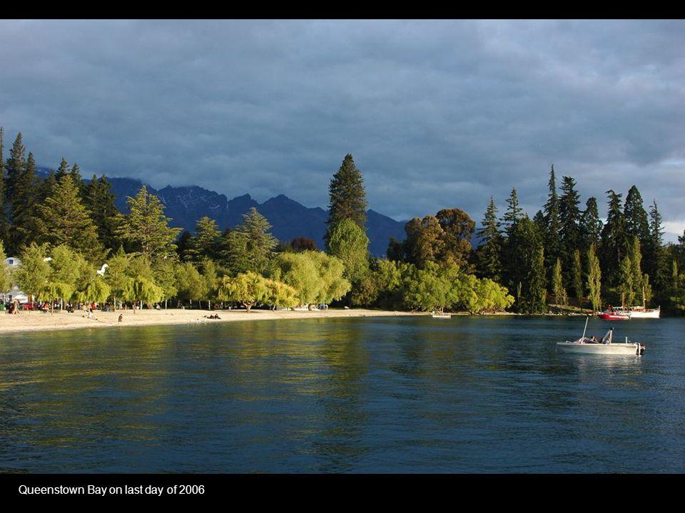 Lake Tekapo of Winter
