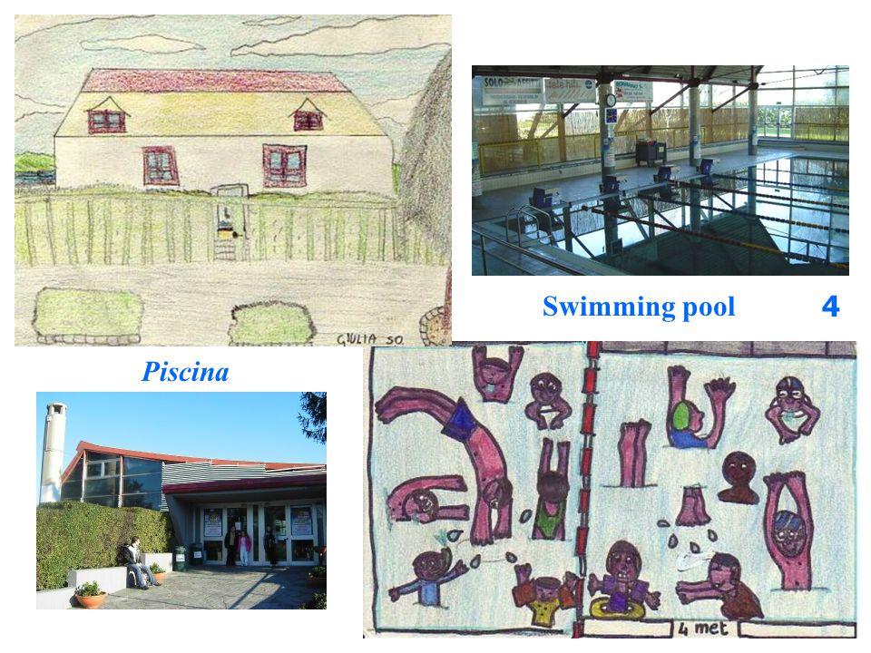 4 Piscina Swimming pool