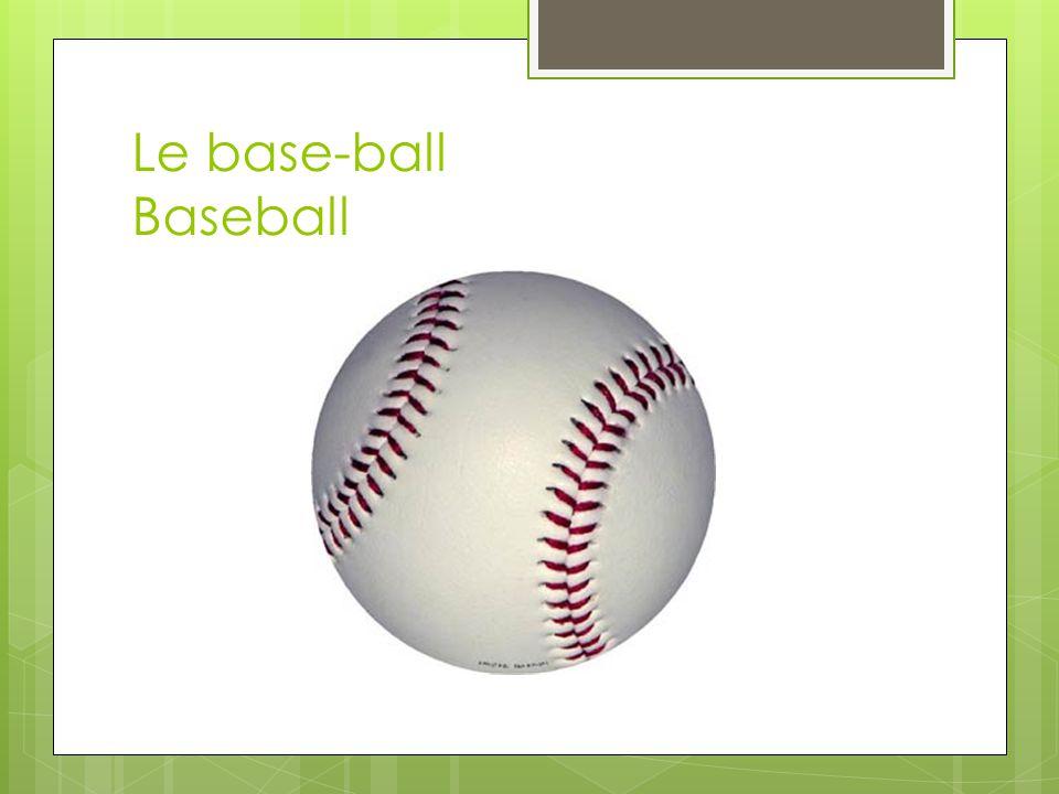 Le base-ball Baseball