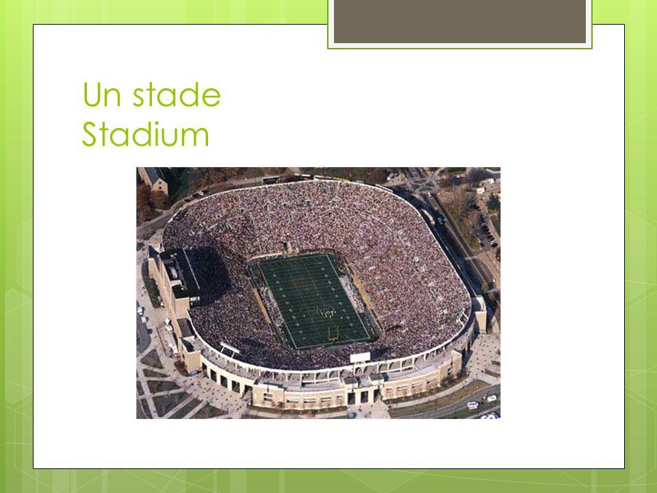 Un stade Stadium