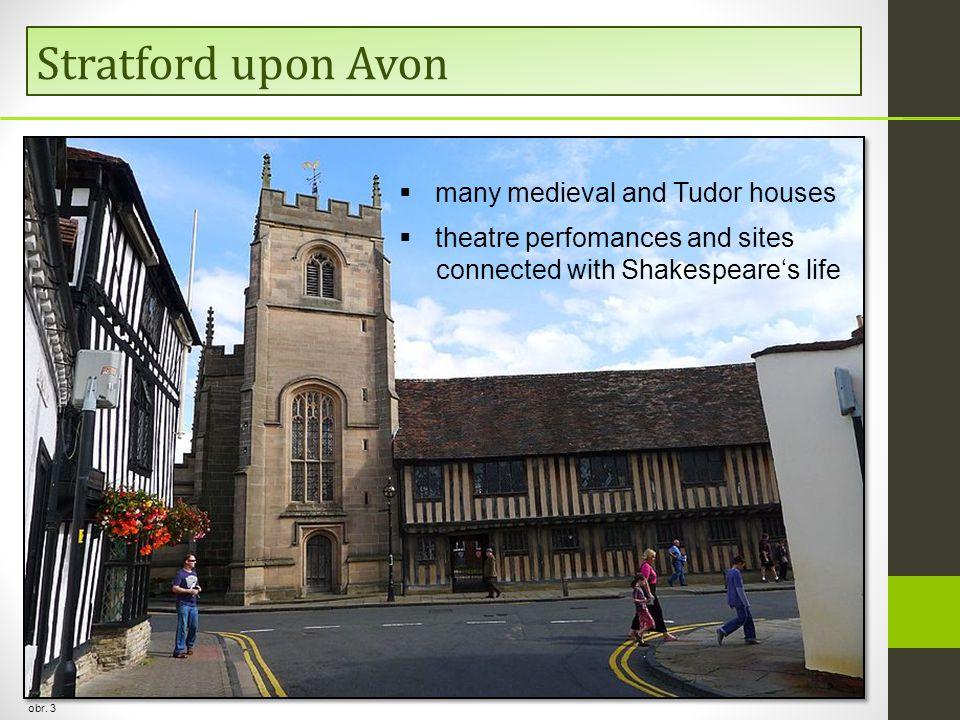 Stratford upon Avon obr.