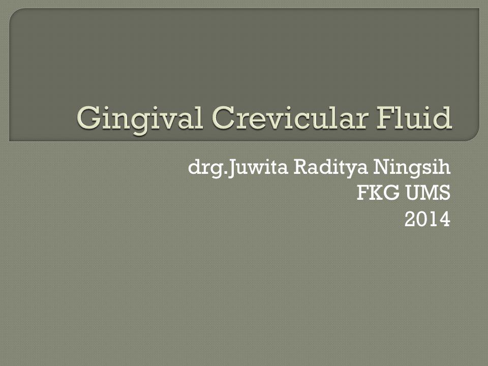 drg.Juwita Raditya Ningsih FKG UMS 2014