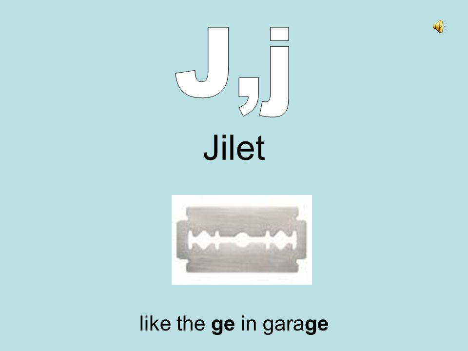 Jilet like the ge in garage