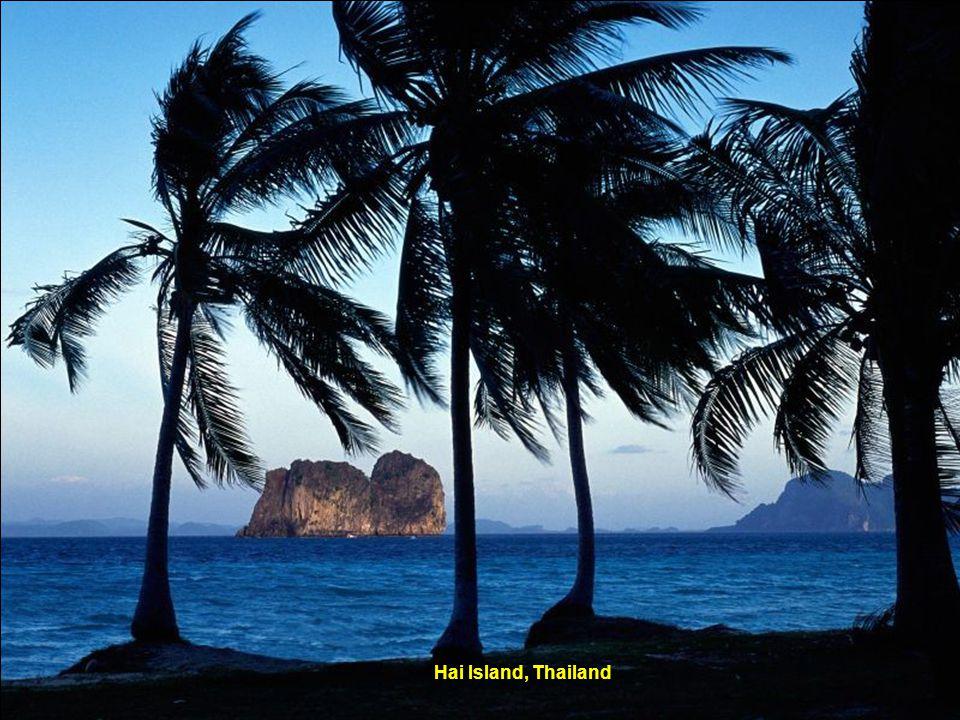 Quiet Paradise, Thailand
