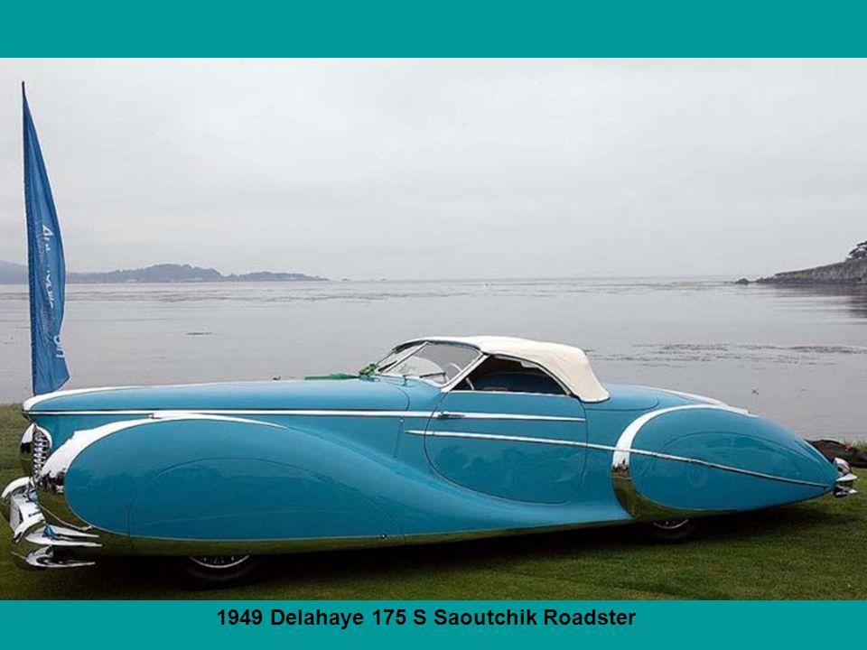 1934 Packard 12 Convertible Sedan