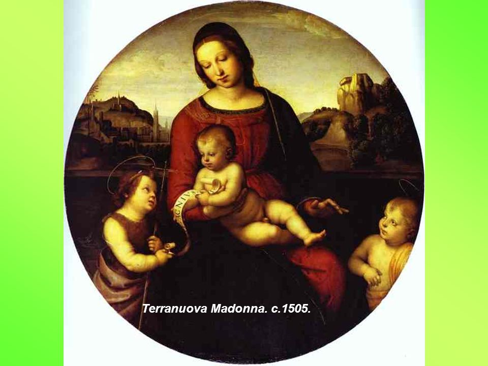 Madonna with the Christ Child Blessing and St. Jerome and St.