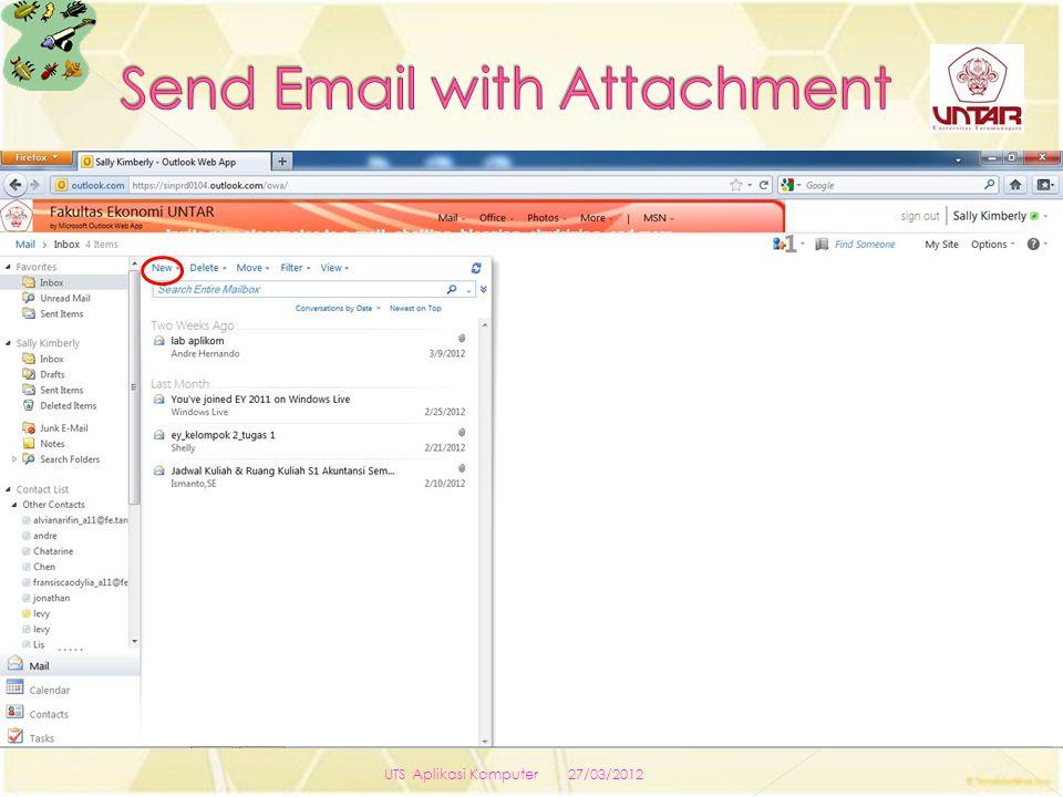 27/03/2012 UTS Aplikasi Komputer