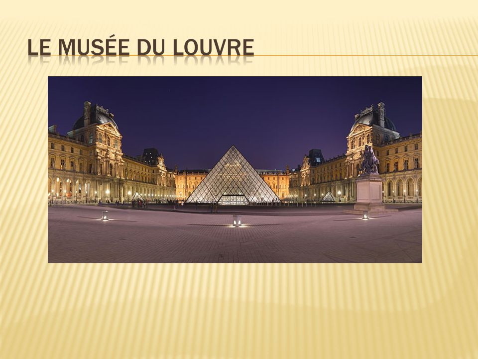  One of the world's largest art museums. Built in the late 12 th century under Philip II.