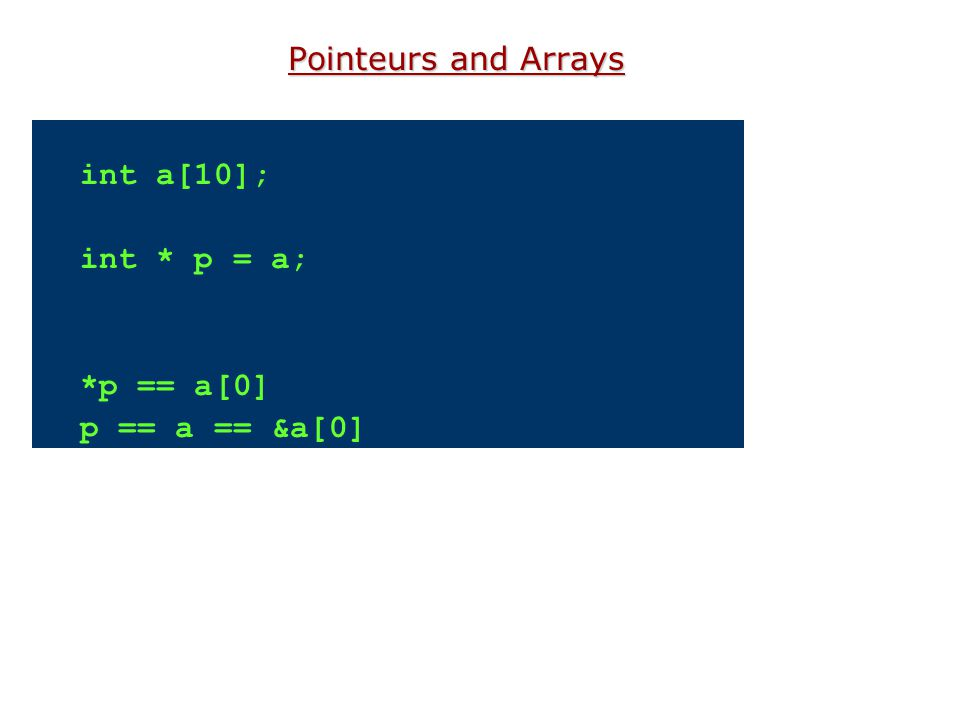 2 dimensions (matrix): double ** alloc_matrix(int n, int m) { double ** M = new double* [n]; int i; for(i=0; i<n; ++i) M[i] = new double [m]; return M; }
