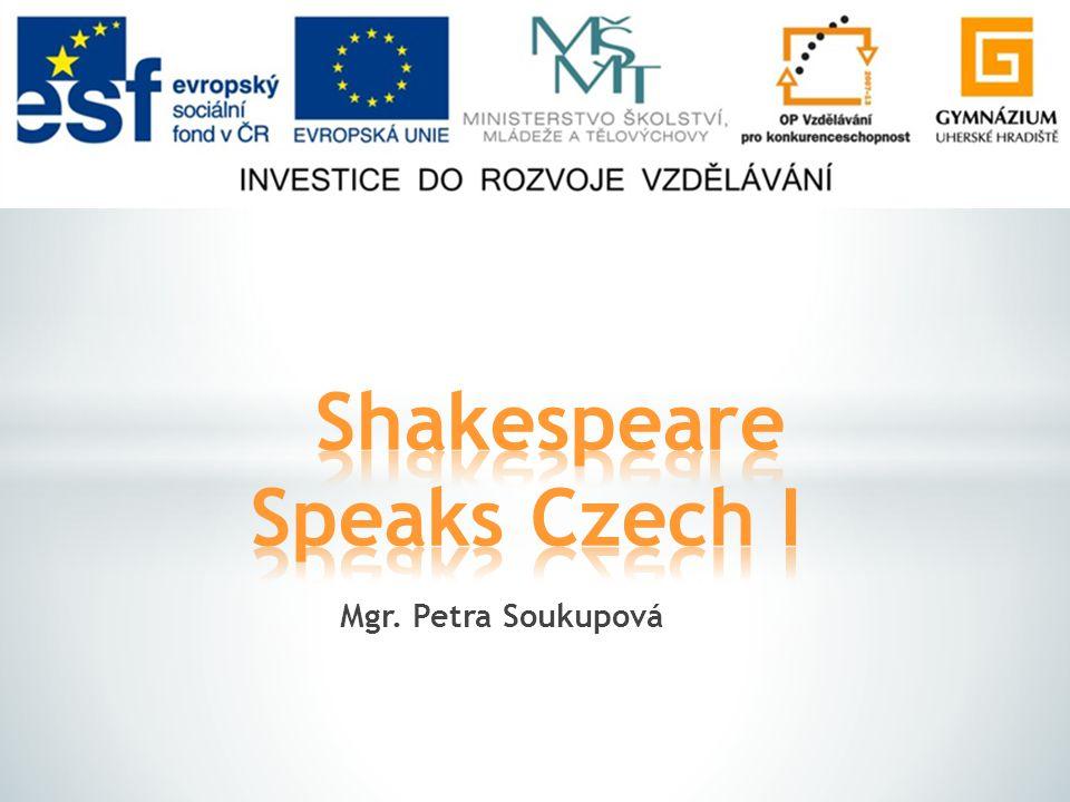 Mgr. Petra Soukupová