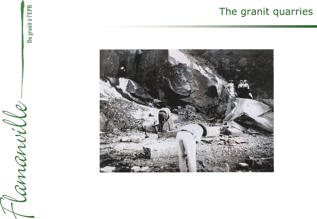 7 The granit quarries