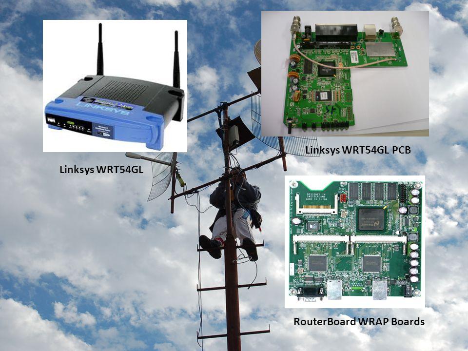 Linksys WRT54GL Linksys WRT54GL PCB RouterBoard WRAP Boards