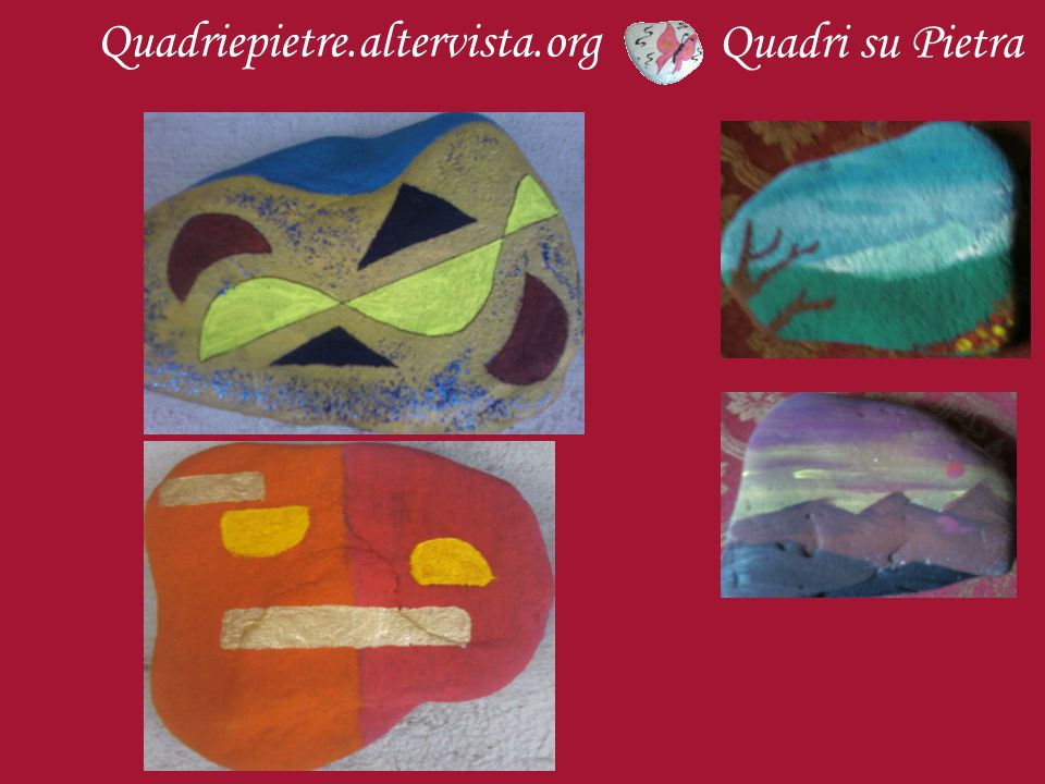 Quadri su Pietra Quadriepietre.altervista.org