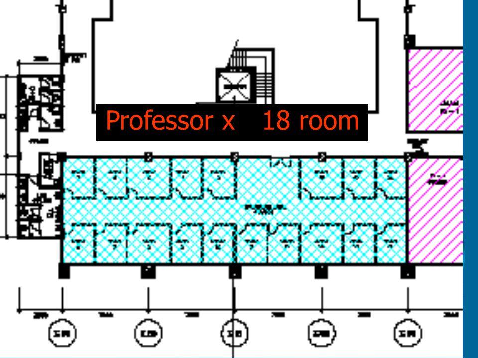 Professor x 18 room