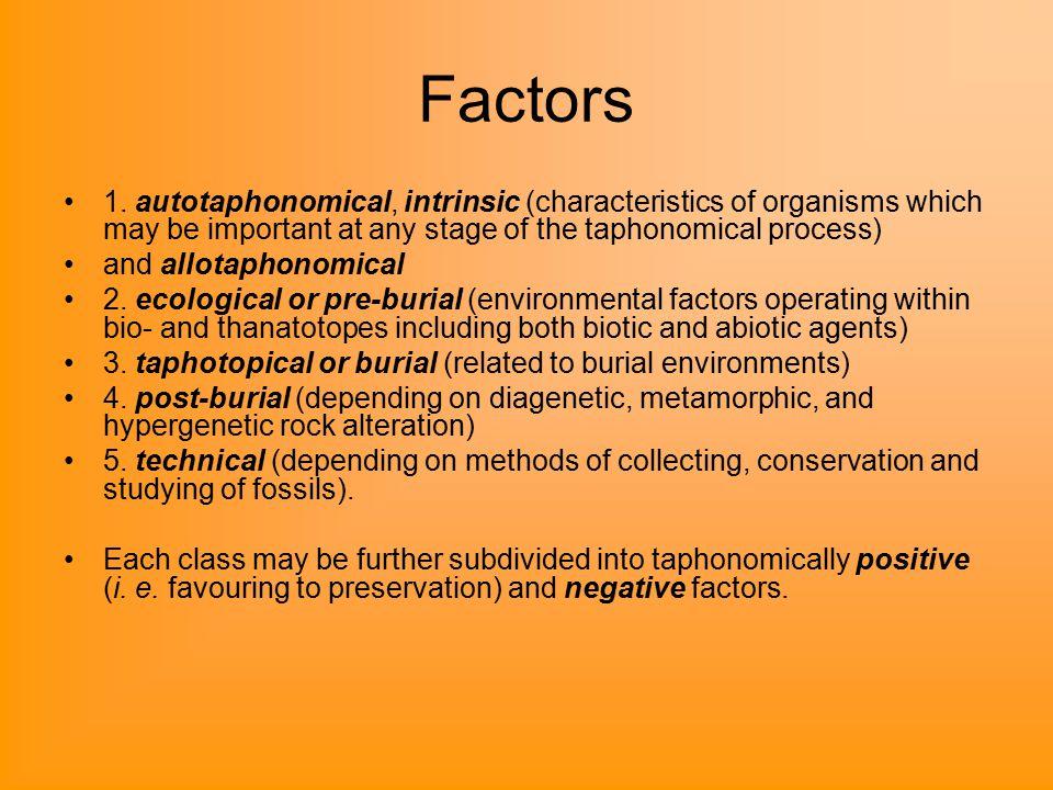 Factors 1.