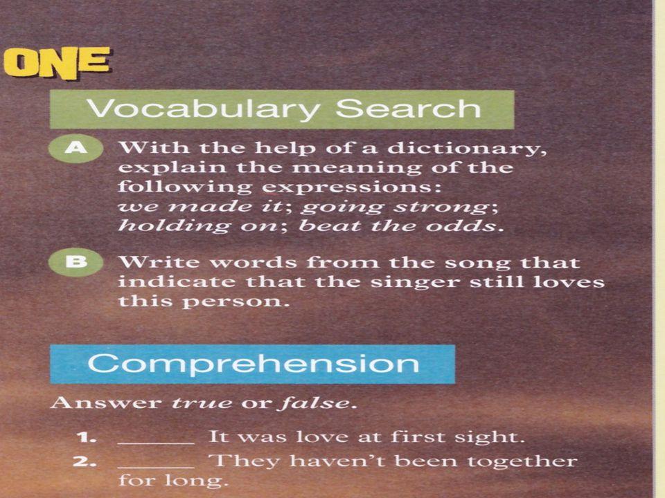 t t t f f Vocabulary Search: B (page 49)