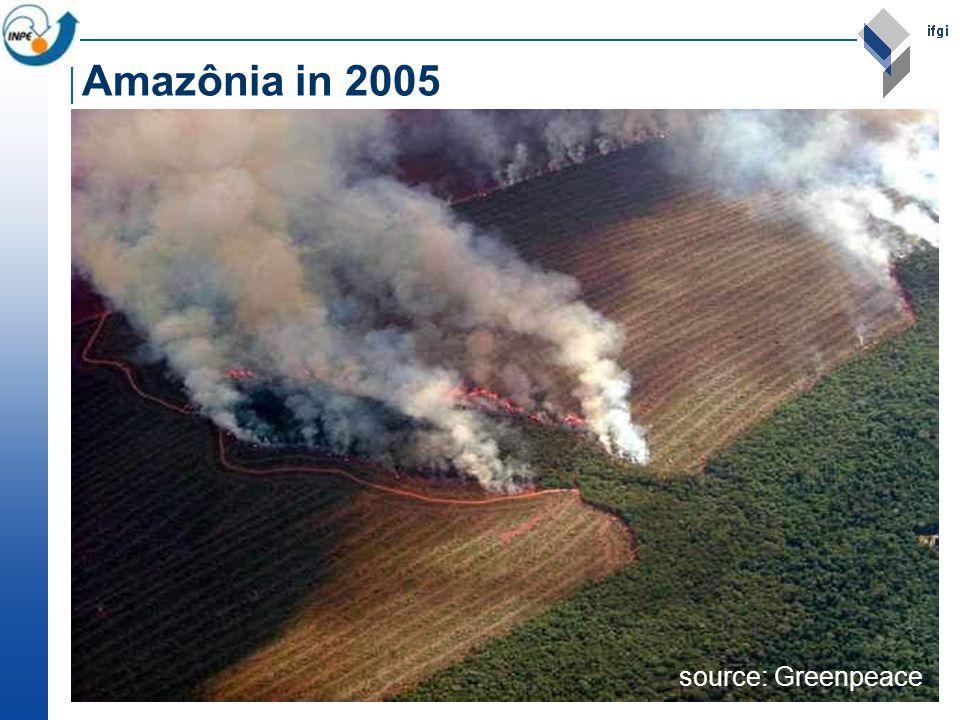 source: Greenpeace Amazônia in 2005