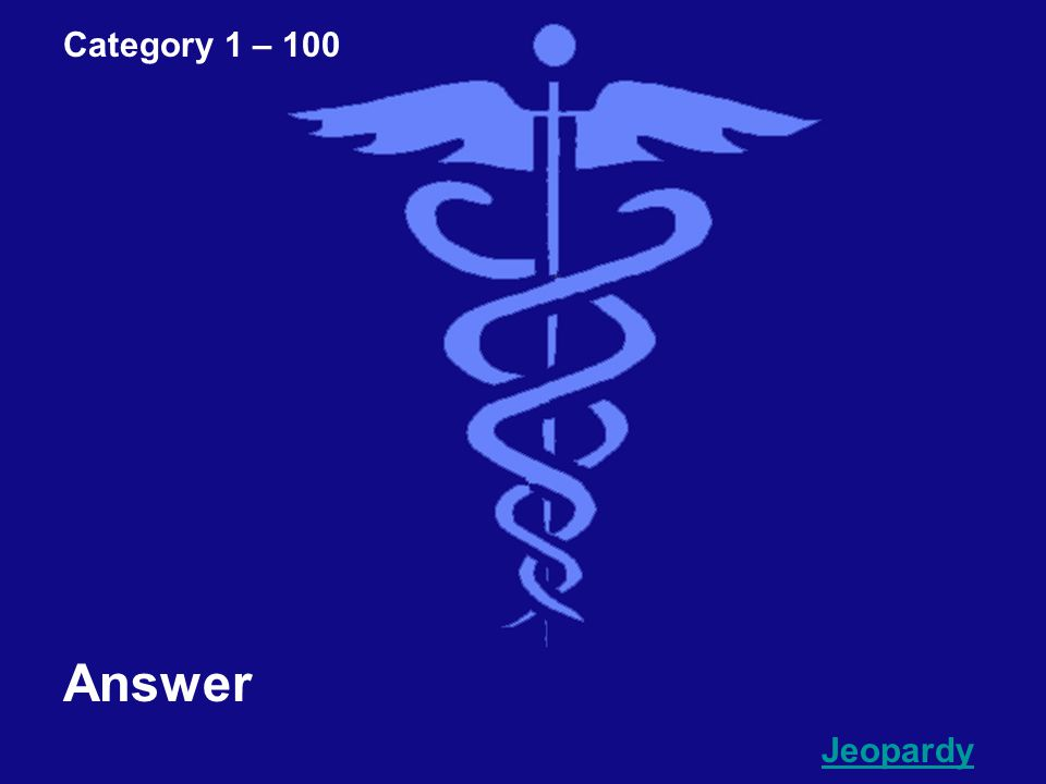 Category 1 – 100 Question Go To Answer