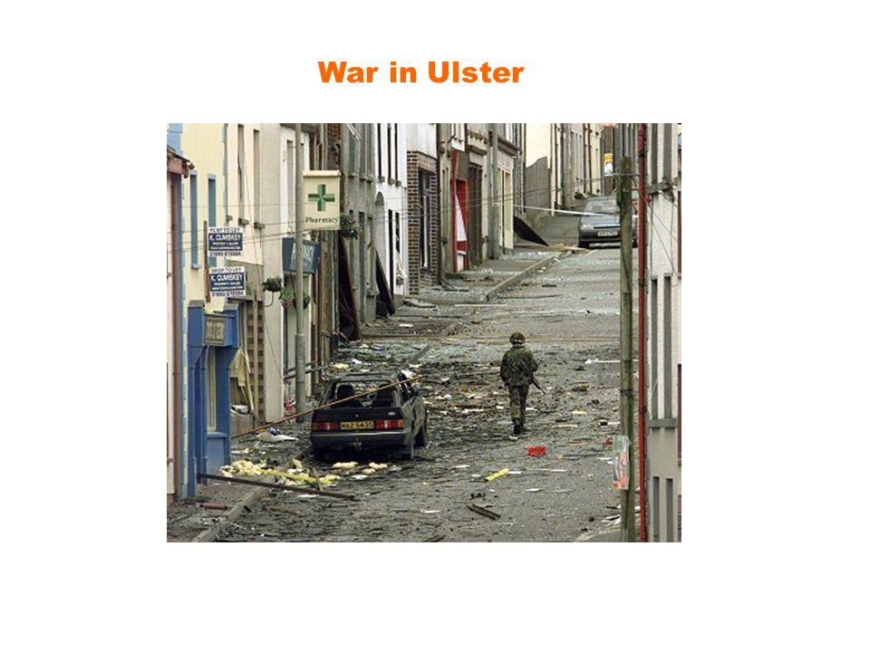 War in Ulster