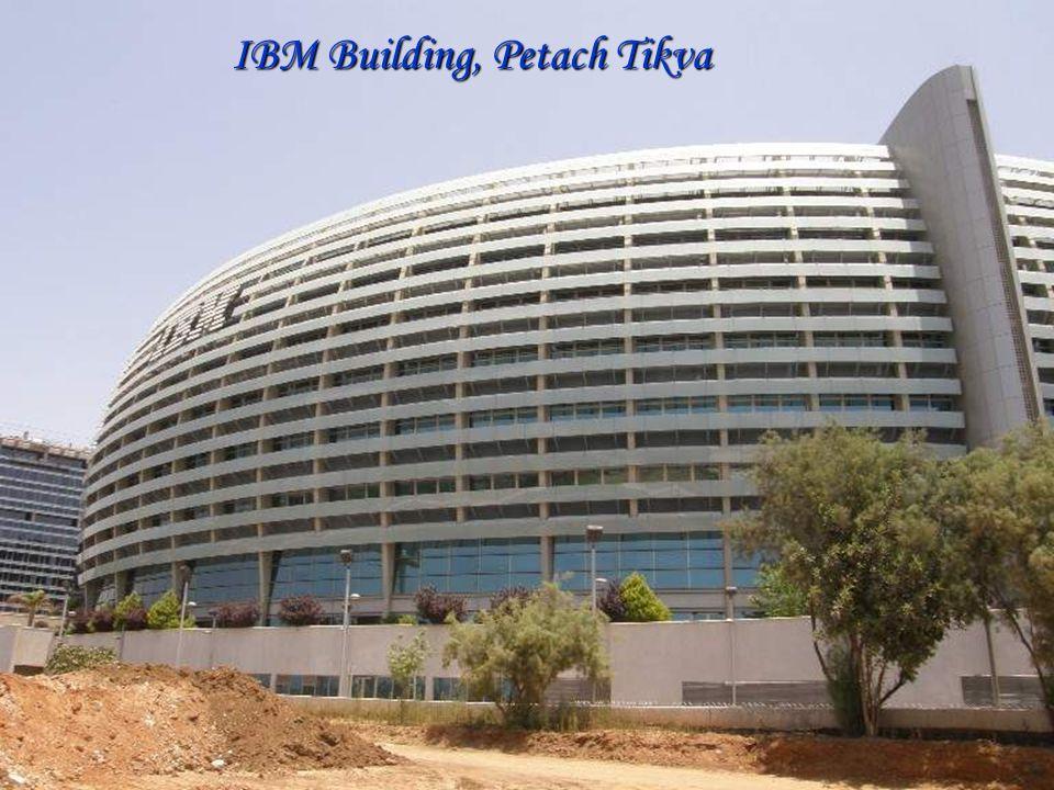 I.B.M House - Petach Tikva