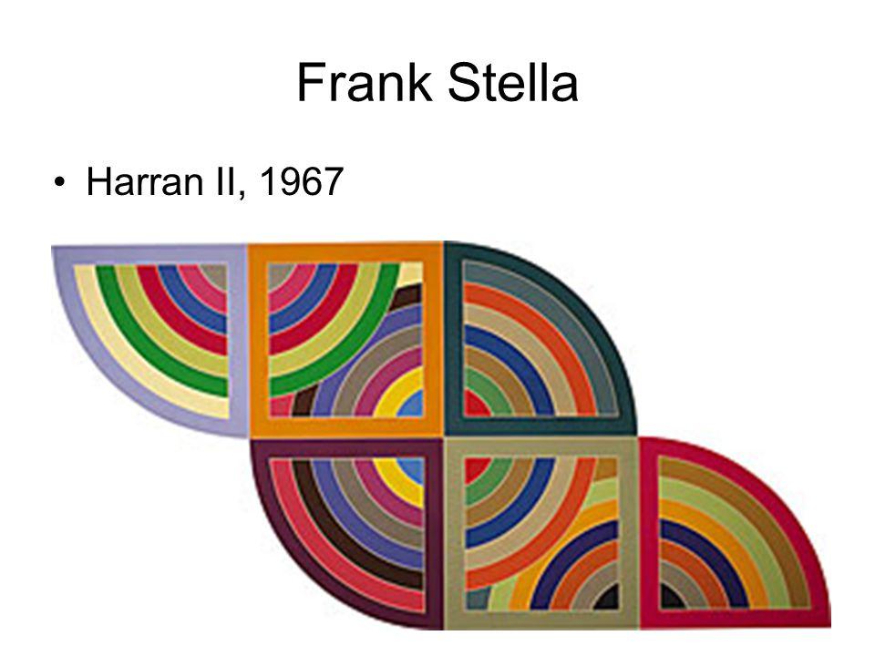 Frank Stella Harran II, 1967