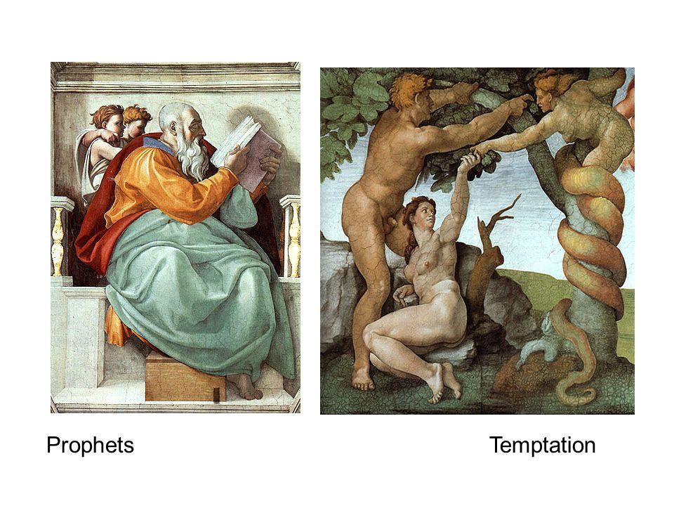 Prophets Temptation
