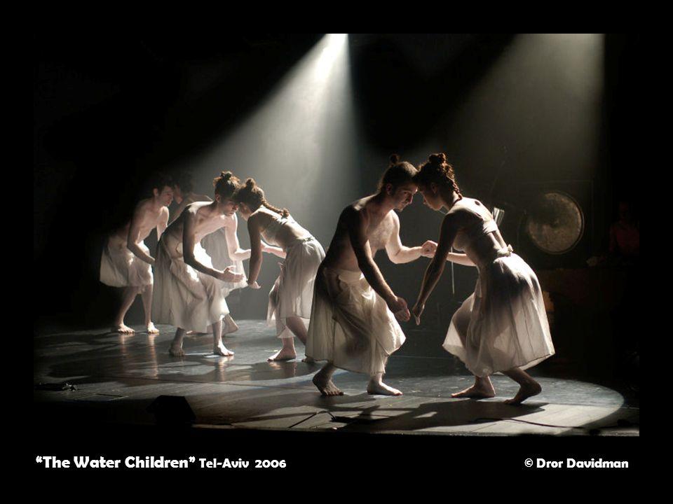 The Water Children Tel-Aviv 2006 © Dror Davidman