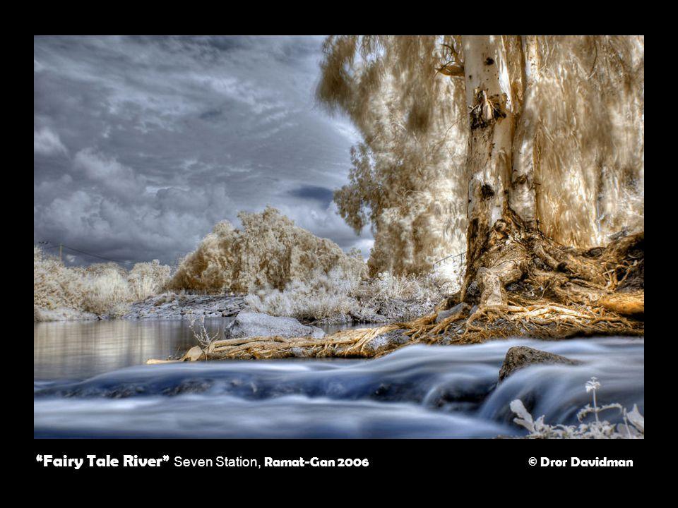 Fairy Tale River Seven Station, Ramat-Gan 2006 © Dror Davidman