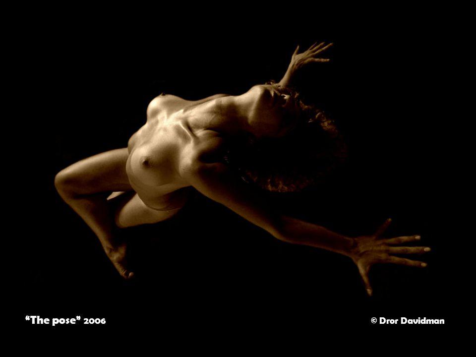 The pose 2006 © Dror Davidman