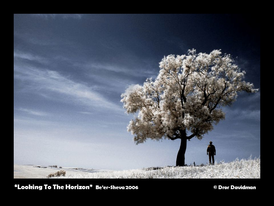 Looking To The Horizon Be'er-Sheva 2006 © Dror Davidman