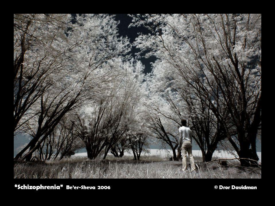 Schizophrenia Be'er-Sheva 2006 © Dror Davidman