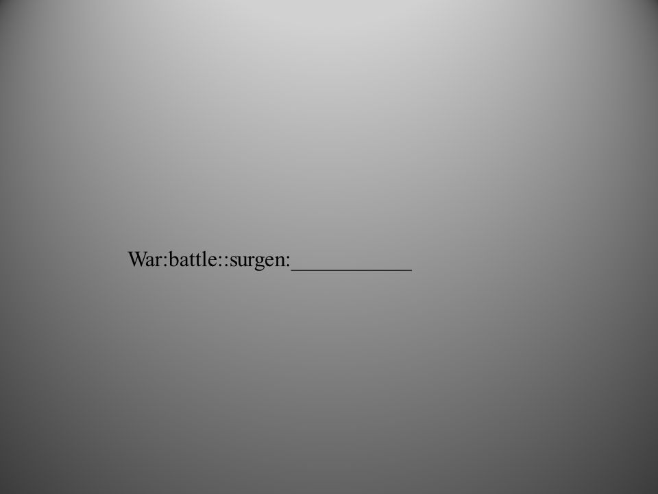War:battle::surgen:___________